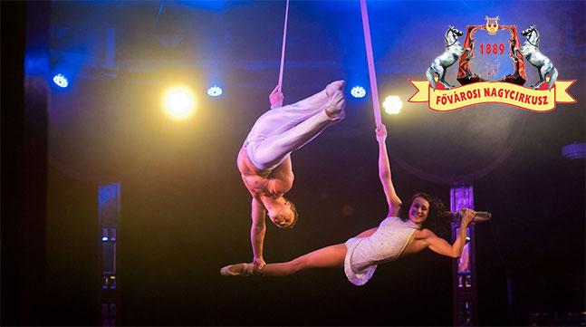szeretethíd cirkuszjegy