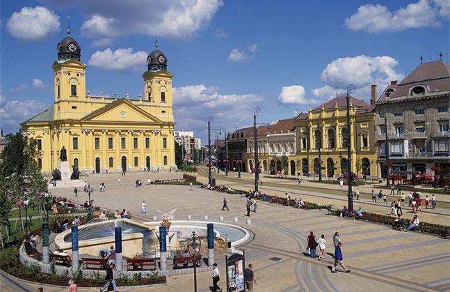 Szeretethíd Debrecen